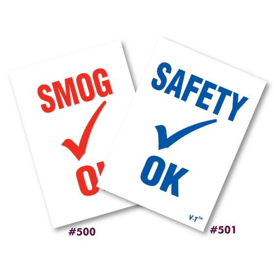 Visual Inspection Stickers – Who Do You Trust?