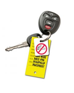 No Smoking Key Fobs